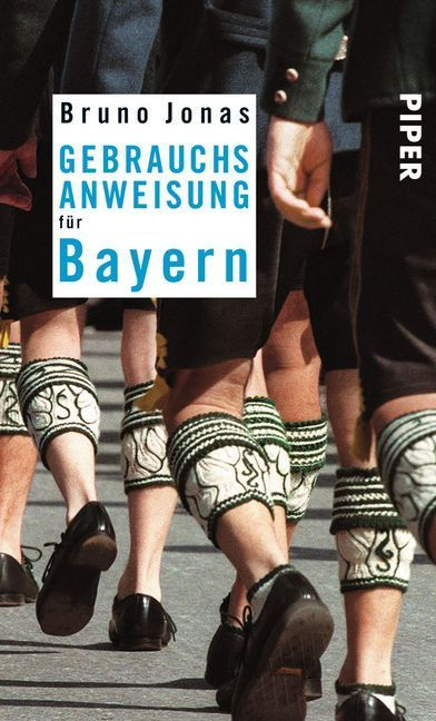 Gebrauchsanweisung für Bayern als Taschenbuch