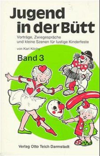 Jugend in der Bütt 3 als Buch