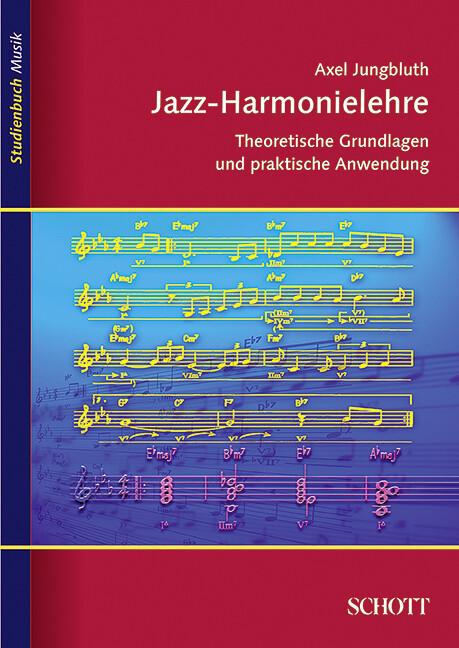 Jazz - Harmonielehre als Buch