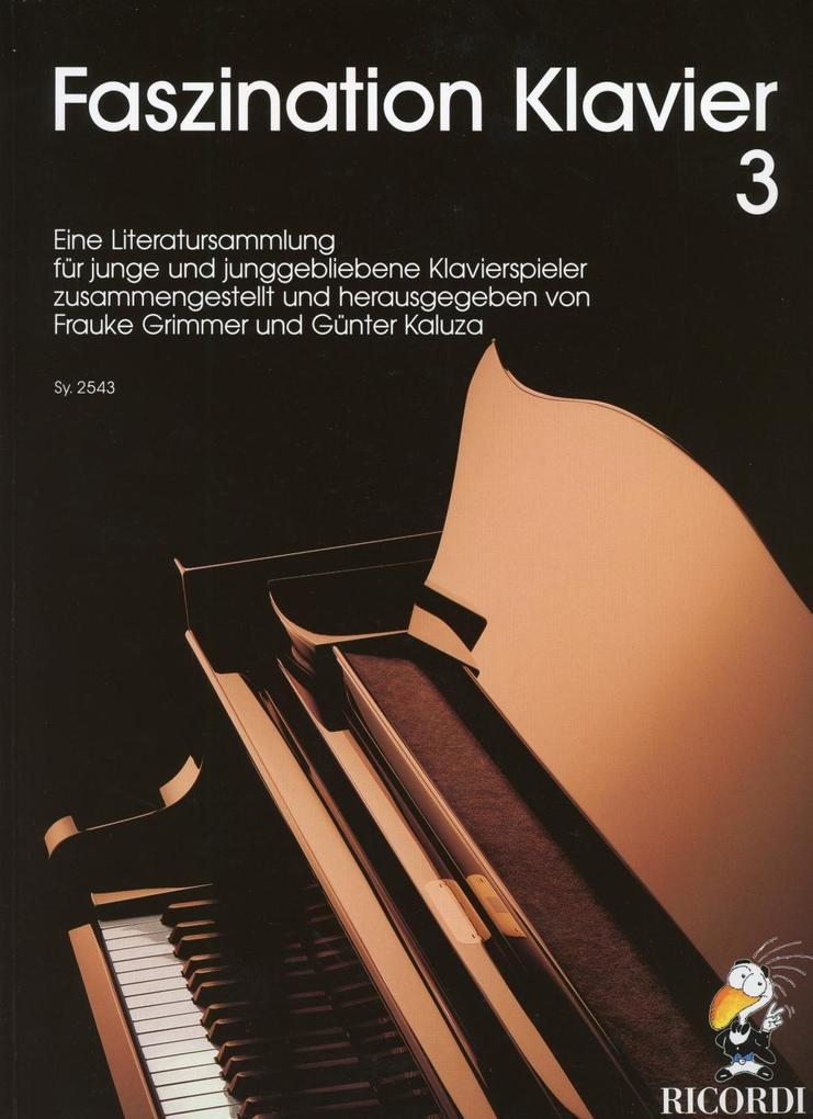 Faszination Klavier 3 als Buch
