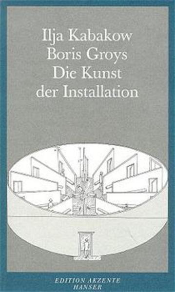 Die Kunst der Installation als Buch