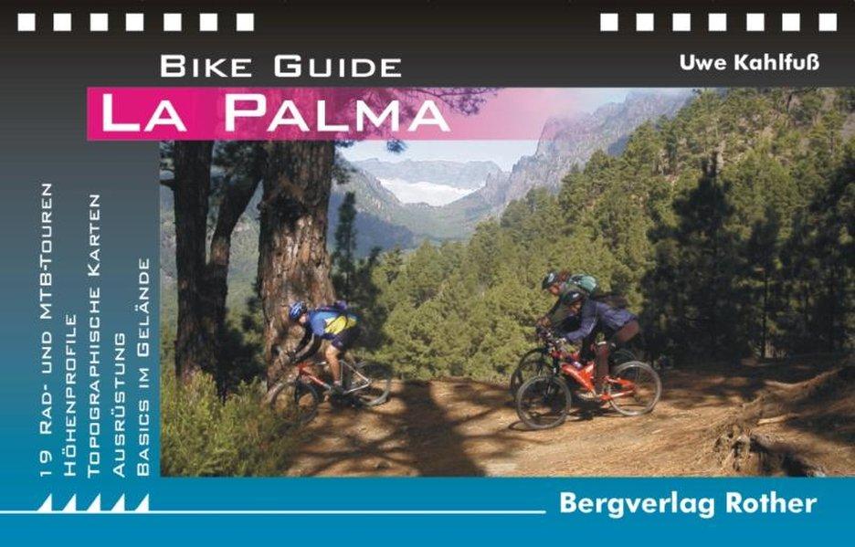 La Palma. Bike Guide als Buch