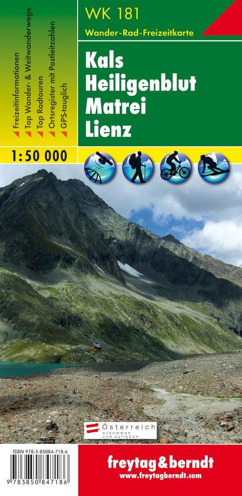 Kals - Heiligenblut - Matrei - Lienz 1 : 50 000 als Buch