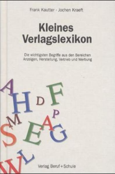 Kleines Verlagslexikon als Buch