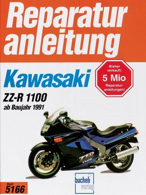 Kawasaki ZZ-R 1100 ab Baujahr 1991 als Buch