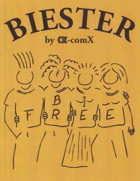 Biester als Buch