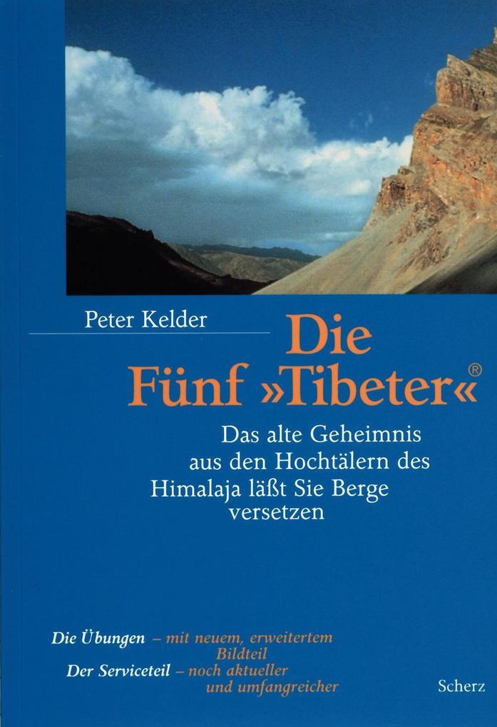Die Fünf Tibeter als Buch