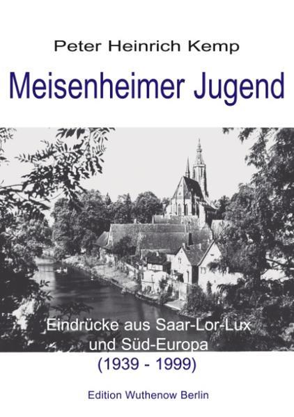 Meisenheimer Jugend als Buch