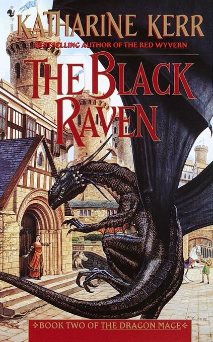 The Black Raven: Book Two of the Dragon Mage als Taschenbuch