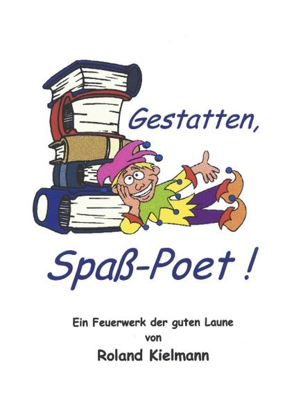 Gestatten, Spaß-Poet als Buch