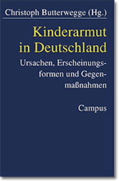 Kinderarmut in Deutschland als Buch