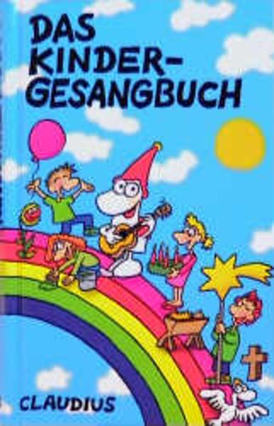 Das Kindergesangbuch als Buch
