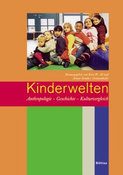 Kinderwelten als Buch