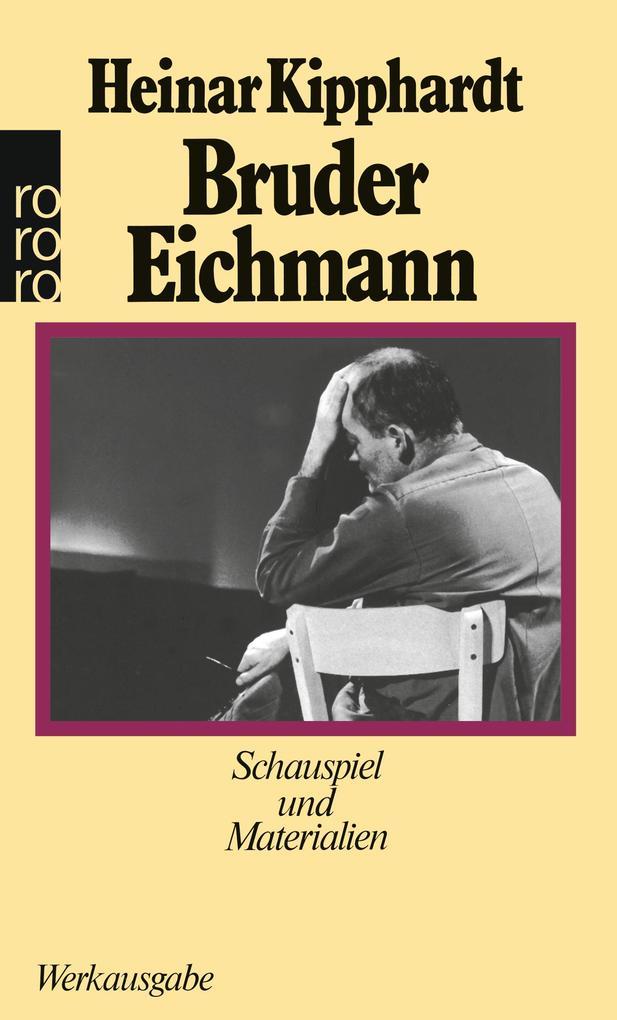 Bruder Eichmann als Taschenbuch
