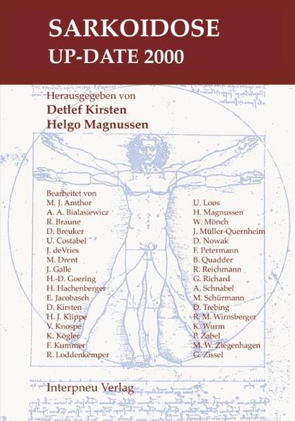 Sarkoidose - up date 2000 als Buch