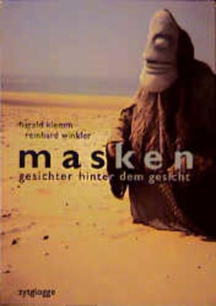 Masken. Gesichter hinter dem Gesicht als Buch