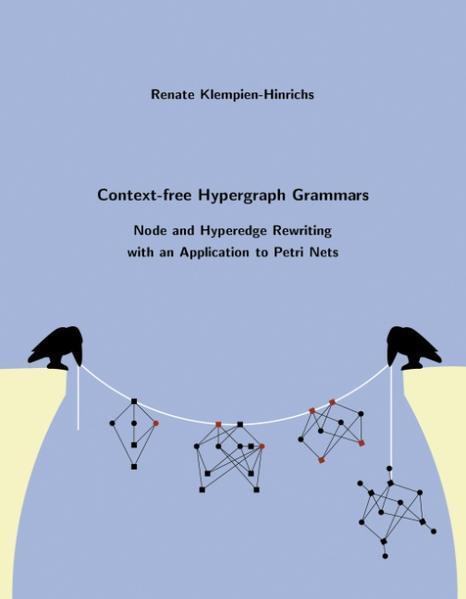 Context-free Hypergraph Grammars als Buch