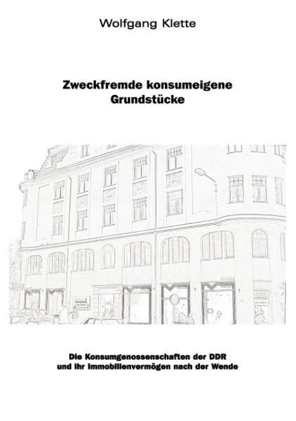 Zweckfremde Konsumeigene Grundstücke als Buch