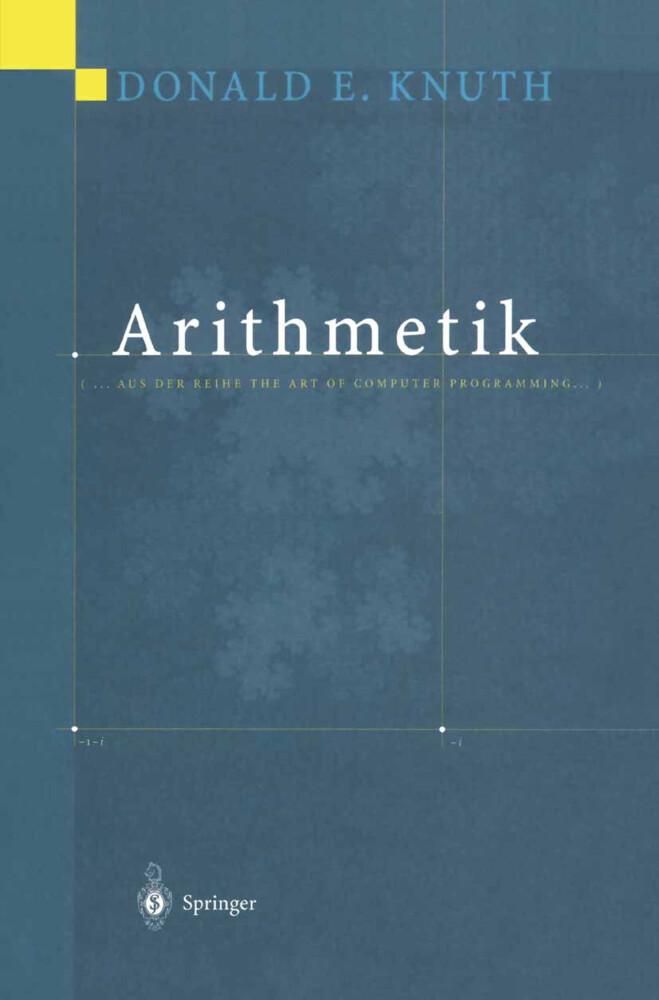 Arithmetik als Buch