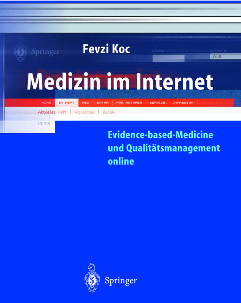 Medizin im Internet als Buch