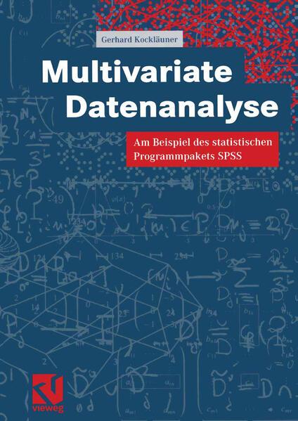 Multivariate Datenanalyse als Buch