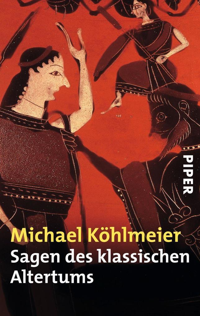Sagen des klassischen Altertums als Taschenbuch