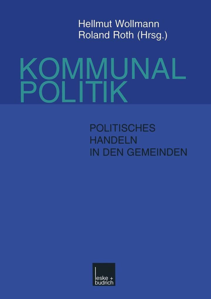 Kommunalpolitik als Buch