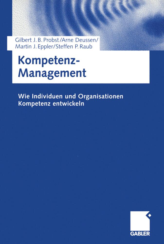 Kompetenz-Management als Buch
