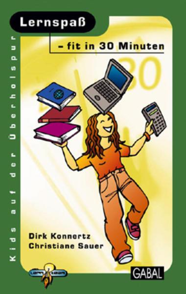 Lernspaß - fit in 30 Minuten als Buch
