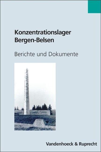 Konzentrationslager Bergen-Belsen als Buch