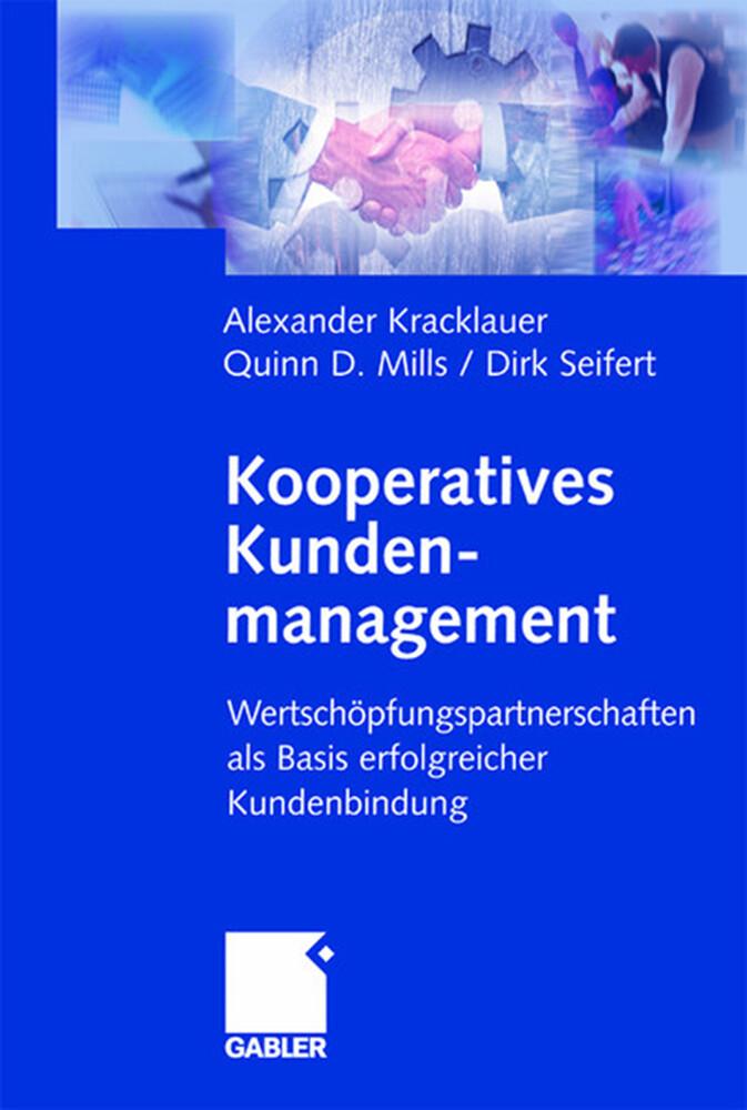 Kooperatives Kundenmanagement als Buch