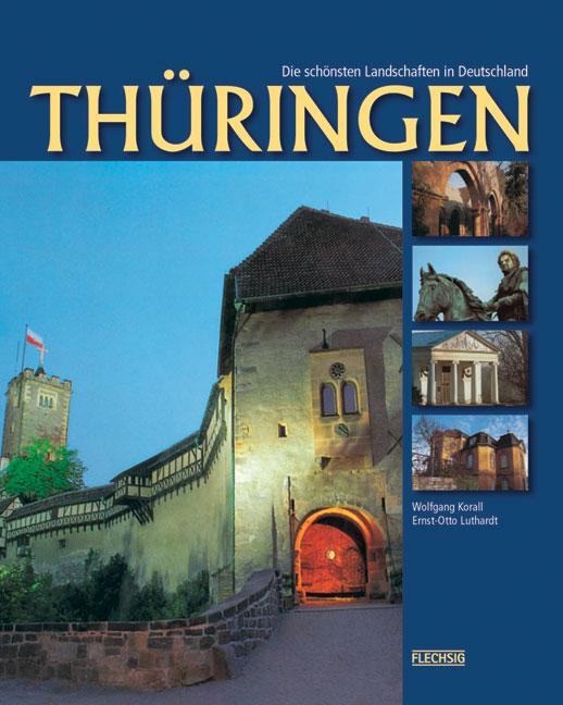Thüringen als Buch