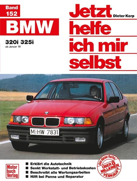 BMW 3er-Reihe (E 36) als Buch