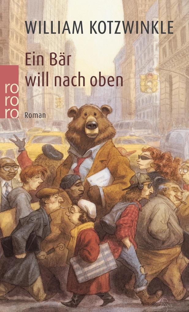 Ein Bär will nach oben als Taschenbuch