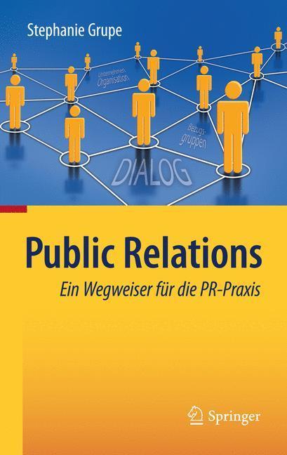 Public Relations als Buch
