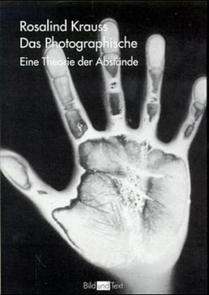 Das Photographische als Buch
