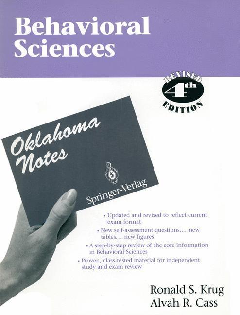 Behavioral Sciences als Buch