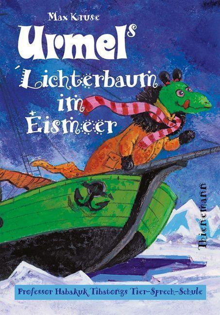 Urmels Lichterbaum im Eismeer als Buch
