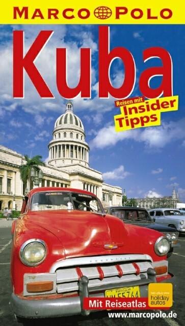 Kuba. Marco Polo Reiseführer als Buch