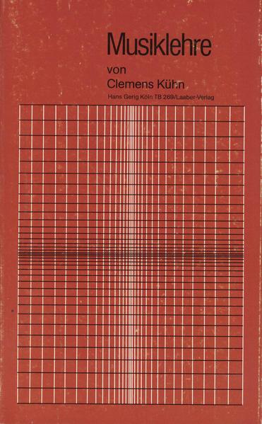 Musiklehre als Buch