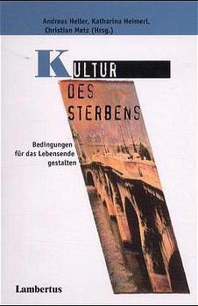 Kultur des Sterbens als Buch