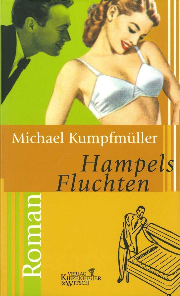 Hampels Fluchten als Buch