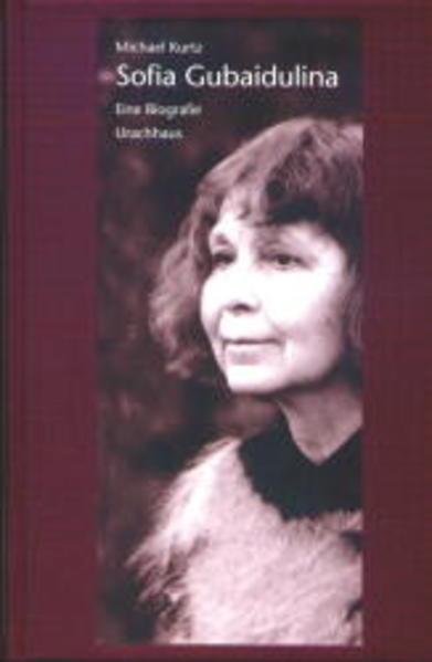 Sofia Gubaidulina als Buch