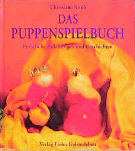 Das Puppenspielbuch als Buch
