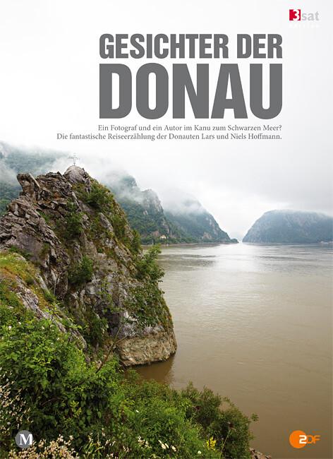 Gesichter der Donau - Ein Fotograf und ein Autor im Kanu zum Schwarzen Meer? als Buch