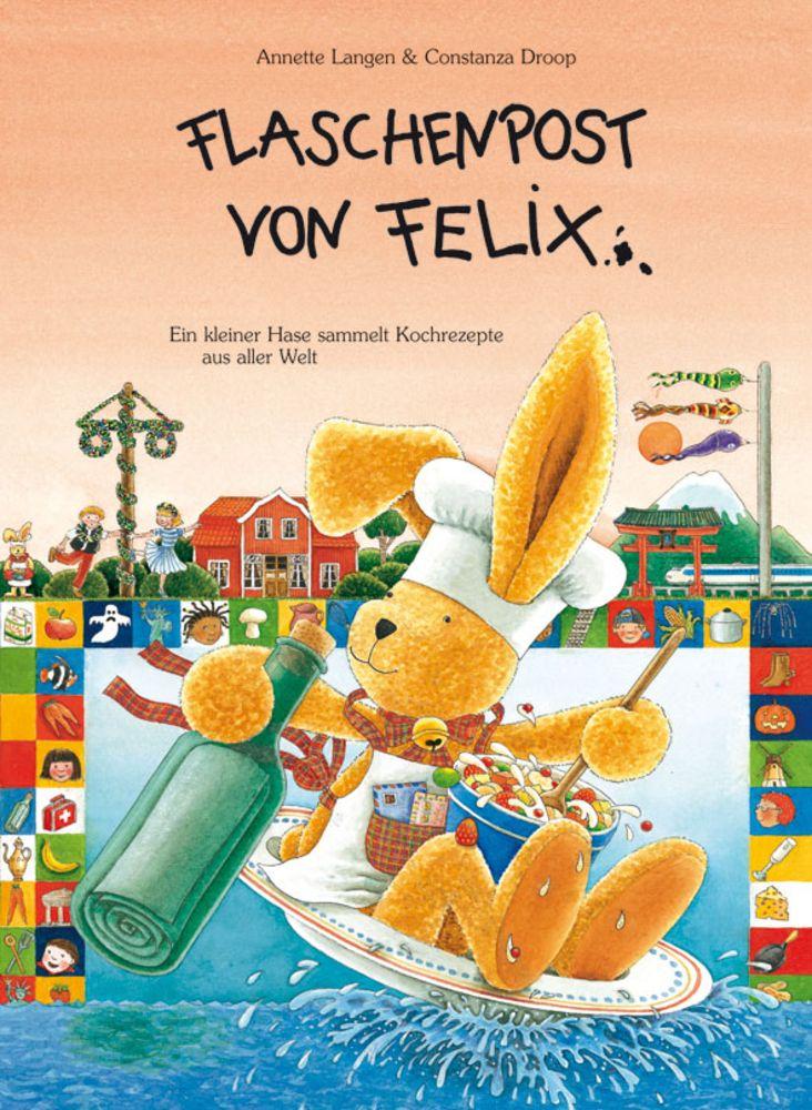 Flaschenpost von Felix als Buch