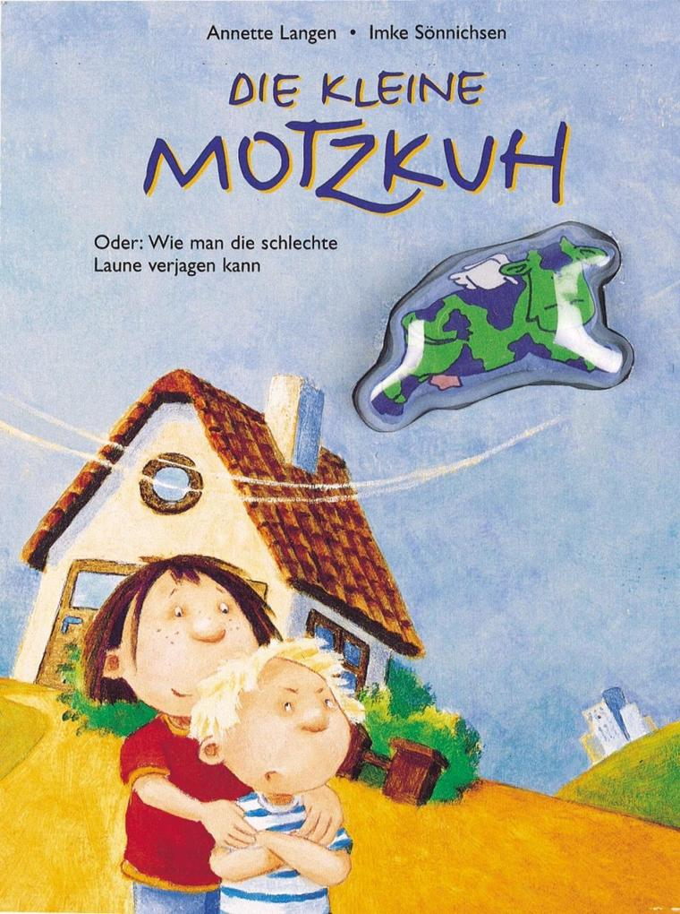 Die kleine Motzkuh als Buch