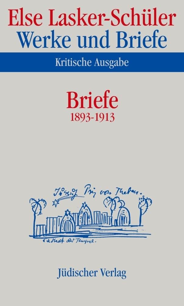 Briefe 1893 - 1913 als Buch