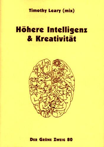 Höhere Intelligenz und Kreativität als Buch