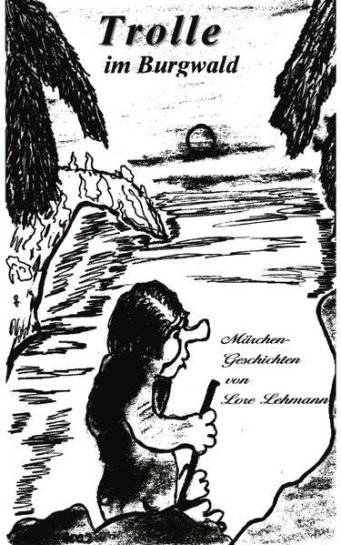 Trolle im Burgwald als Buch